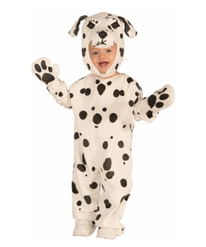 Plush Dalmatian Toddler Kids Costume