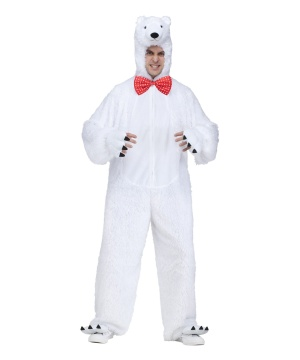 Polar Bear Mens Costume