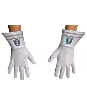 Power Ranger Super Megaforce Kids Gloves