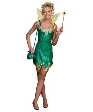 Pretty Pixie Teen Costume