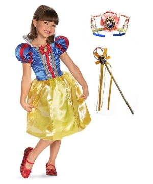 kids disney princess costume