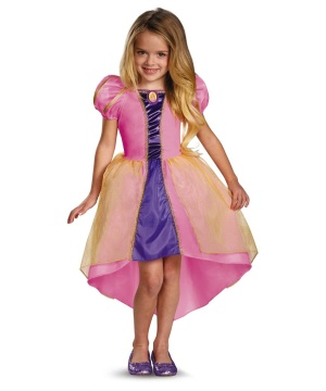 Princess Rapunzel Economy Girls Costume