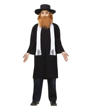 Rabbi Boys Costume