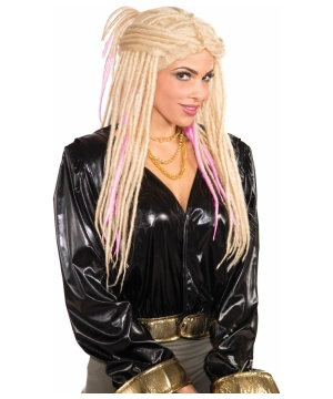Rap Star Princess Dreadlock Wig