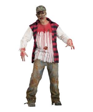 Redneck Zombie Mens Costume
