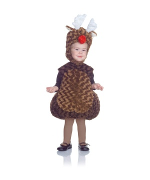 Reindeer Toddler/Kids Costume