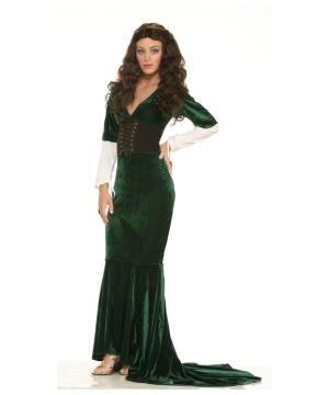 Revealing Renaissance Womens Costume
