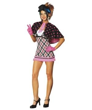 Harajuku Schoolgirl Adult Costume