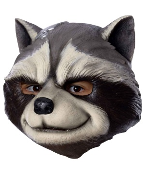 Guardians of the Galaxy Rocket Raccoon Kids Costume Mask