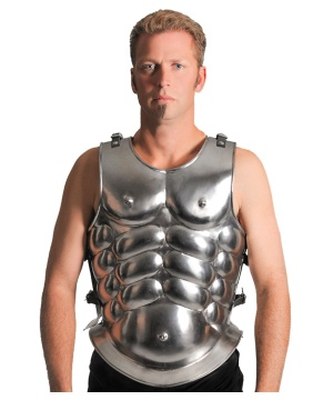 Roman Warrior Muscle Cuirass Body Armor deluxe