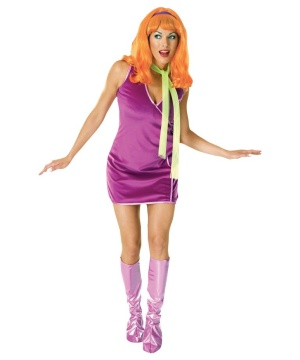 Daphne Scooby-doo Costume - Adult Costume