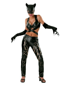 Sexy Catwoman Womens Costume