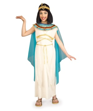 Cleopatra Costume - Kids Egyptian Costume deluxe