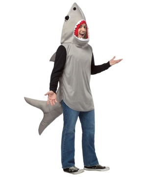 Sand Shark Unisex Kids Costume