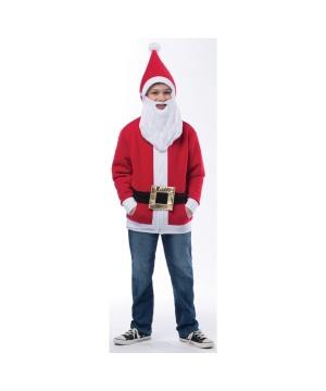 Santa Kids Hoodie