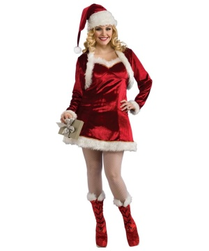 Santas Helper Womens plus size Costume