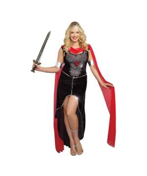 Scandalous Sword Warrior Plus size Womens Costume