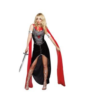 Scandalous Sword Warrior Womens Costume