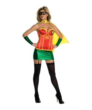 Sexy Robin Womans Costume deluxe