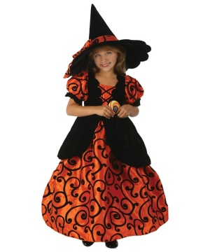 Shirley the Pocket Witch Girls Costume