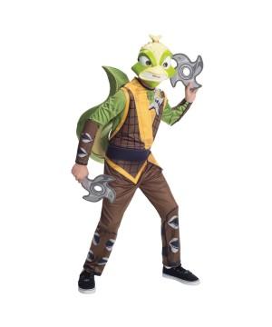 Skylanders Swap Force Stink Bomb Boys Costume