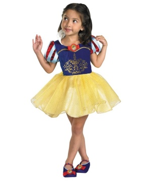 snow white toddler costume