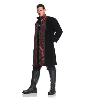 Steampunk Vampire Mens Costume
