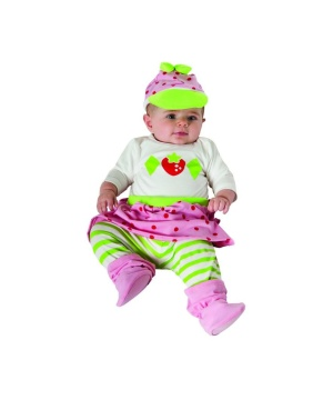 Costumes - strawberry shortcake costume pattern