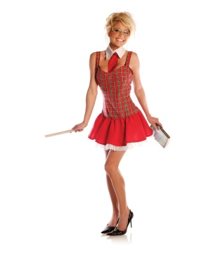 Teacher's Pet Womens Costume