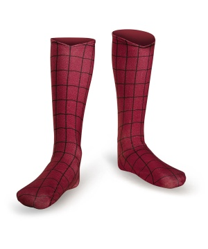 The Amazing Spider Man Movie 2 Boys Boot Covers