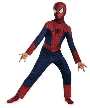 The Amazing Spider-man Movie 2 Boys Costume