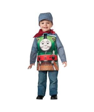 Thomas the Tank Percy Boys Costume deluxe
