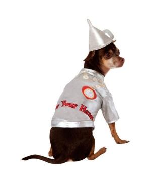 Tin Man Pet Costume
