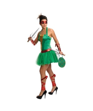 Tmnt Raphael Womens Costume Dress