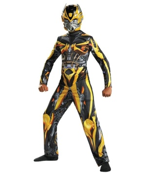 Transformers Bumblebee Classic Boys Costume