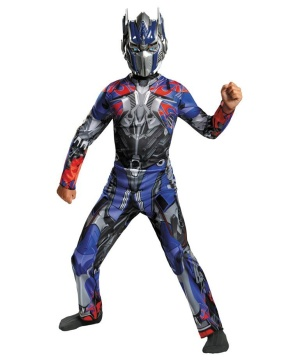 Transformers Optimus Prime Classic Boys Costume