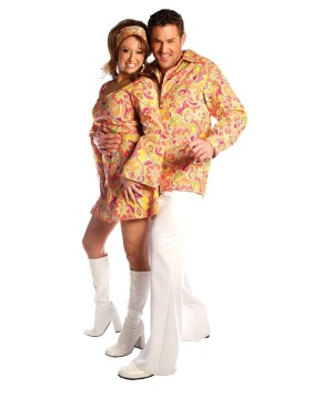 Go Go Shirt Men Adult Costume
