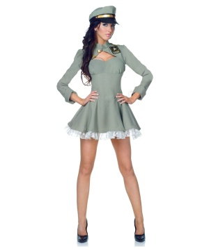 U.s. Army Bravo Womens Costume
