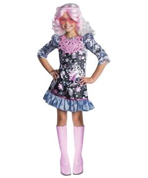 Viperine Gorgon Girls' Costume