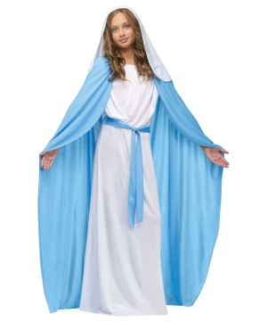 Virgin Mary Girls Costume