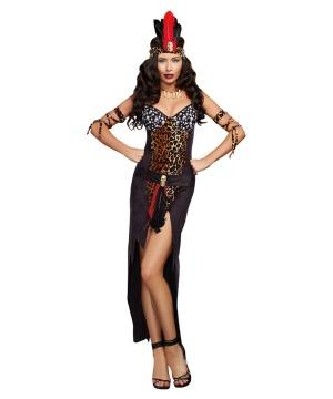 Voo Doo Priestess Womens Costume