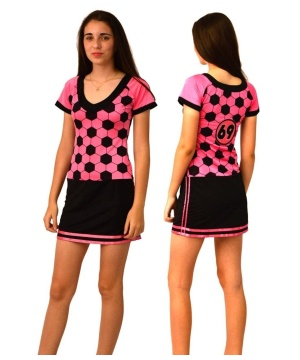 Soccer Player Teen/ Women's Costume