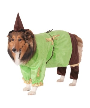 Wizard of Oz Scarecrow Pet Costume