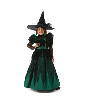 Wizard of Oz Wicked Witch Candy Pockets Costume deluxe
