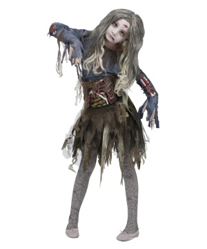 Zombie Girls Costume
