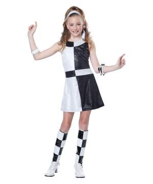 1960s Mod Chic Girls Costume