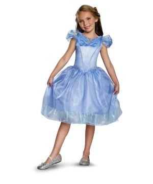 Cinderella Disney Movie Classic Girls Costume