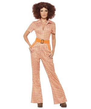Authentic 70s Chic plus size Costume