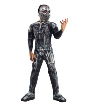 Avengers 2 Ultron Muscle Boys Costume deluxe