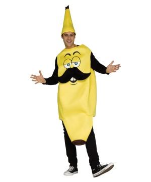 Banana Papa Mens Costume